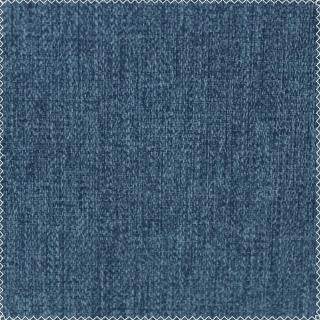 Canapé lit style scandinave DEVA deep blue couchage 100*200cm