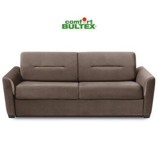 Canapé convertible express AMAZONE matelas 160cm comfort BULTEX® 14cm