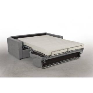 Canapé DAY MONO ASSISE convertible système EXPRESS 140cm matelas 14cm
