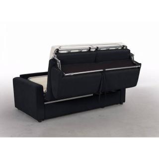 Canapé DAY MONO ASSISE convertible système RAPIDO 140cm matelas 14cm