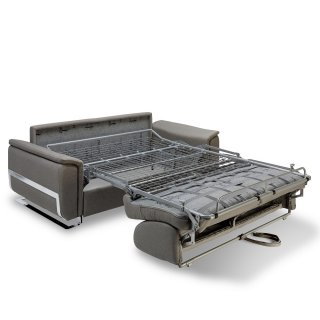 Canapé convertible express DIDEROT 120cm matelas 16cm