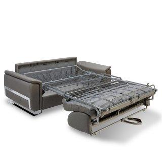 Canapé convertible rapido DIDEROT 160cm matelas 16cm