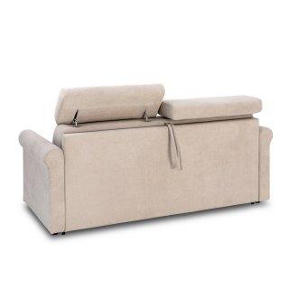 Canapé convertible EXPRESS VAUGIRARD couchage 120cm sommier lattes matelas 16cm