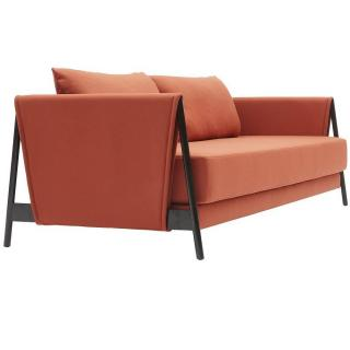 Canapé lit design MADISON couchage 143*200cm