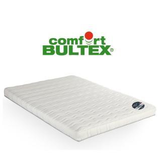 Canapé convertible express DANDY matelas 140cm comfort BULTEX® mono assise capitonnée