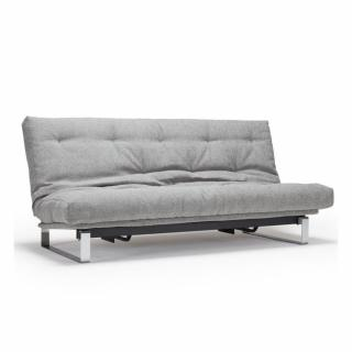 INNOVATION LIVING Clic-clac MINIMUM convertible lit 200*140 cm design capitonné