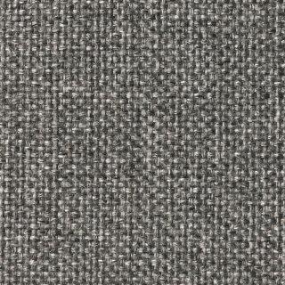 INNOVATION LIVING  Canapé design SLY convertible lit 140*200 cm pieds métal noir, tissu Twist Charcoal