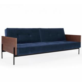 Velver dark blue 541