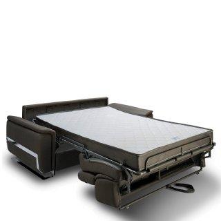 Canapé convertible express REAUMUR 160cm matelas 16cm