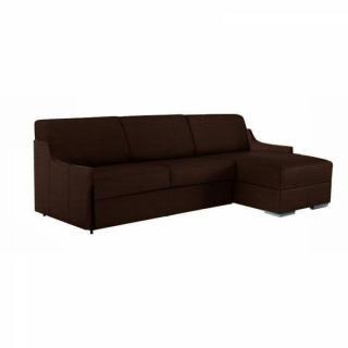 Canapé d'angle LUNA EXPRESS 140*197*16 cm accoudoirs ultra fins