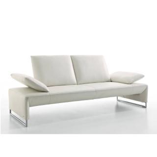 Canapé 2 places haut de gamme RAMON de KOINOR accoudoirs réglables