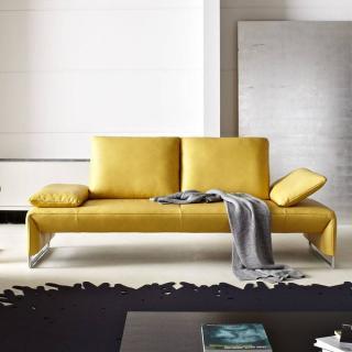 Canapé 3 places haut de gamme RAMON de KOINOR accoudoirs réglables
