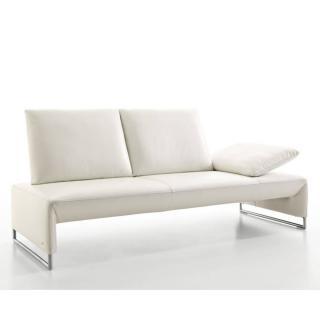 Canapé 2 places avec 1 accoudoir droite haut de gamme RAMON de KOINOR