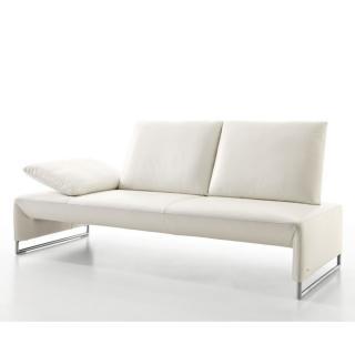Canapé 2 places avec 1 accoudoir gauche haut de gamme RAMON de KOINOR