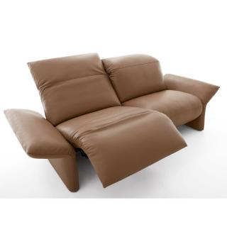 Canapé 2 places haut de gamme ELENA de KOINOR avec assises motorisées par Touch It Technology
