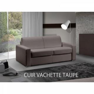 Canapé lit 3-4 places MASTER convertible EXPRESS 160 cm MATELAS 18 CM sommier lattes RENATONISI