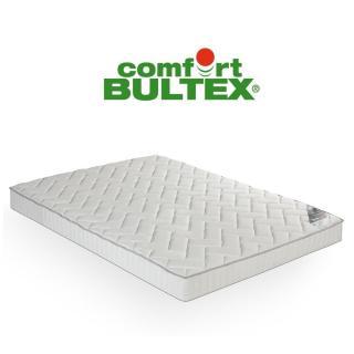 Canapé convertible rapido SAINT HONORE matelas 140cm comfort BULTEX® 16cm sommier lattes et tête de lit intégrée
