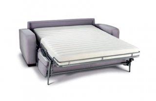 Canapé Convertible DINA MAGNUM MAXI Ouverture Assistée Matelas 18 cm 140 x 200 cm