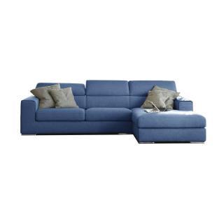 Canapé d'angle droite fixe 2 places ANTIGUA