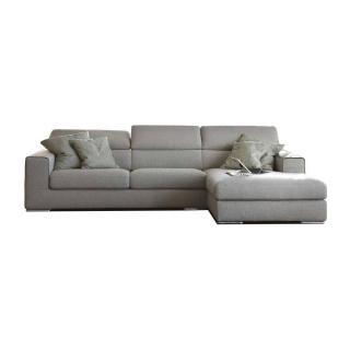 Canapé d'angle droite fixe 3 places ANTIGUA