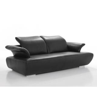 Canapé design 2 places haut de gamme AVANTI de KOINOR dossiers réglables