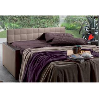 ETNA Canapé lit ouverture RAPIDO Convertible 140 cm