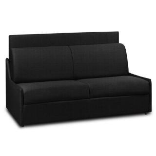 Canapé compact convertible avec tête de lit GRAND HOTEL matelas mémory  20cm rapido  lattes 160cm