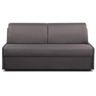 MONACO divano compatto convertibile sistema letto RAPIDO RENATONISI rete a doghe 160cm materasso 20cm