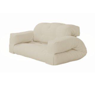 Canape d'extérieur relax convertible HIPPO OUT couleur beige