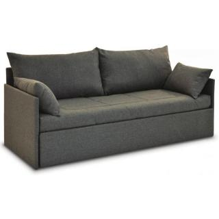 DOUBLI canapé convertible design CONFORT PLUS 150*185cm