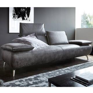 Canapé 2 places haut de gamme VOLTA de KOINOR 212cm dossiers et accoudoirs réglables