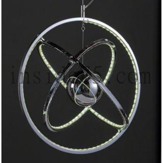 Suspension design CERCLE multi LEDS