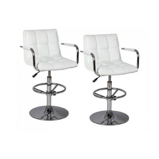 Lot de 2 chaises de Bar DIAMOND