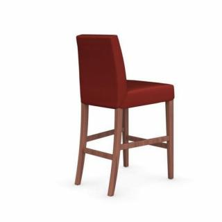 chaise design ergonomique et stylis e au meilleur prix chaise de bar latina pi tement noyer. Black Bedroom Furniture Sets. Home Design Ideas