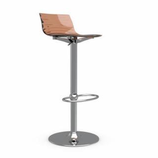 Chaise Plexiglas Transparent L'eau En Bar Design De Orange vwNy80mnO