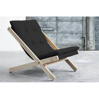 Fauteuil BOOGIE SCANDINAVE avec matelas futon