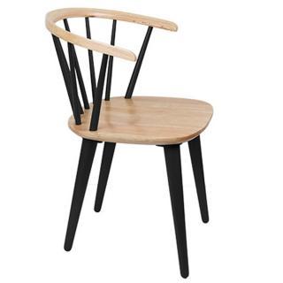 Chaise design GLEE noire