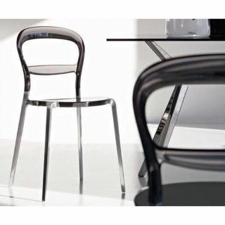 chaise design ergonomique et stylis e au meilleur prix calligaris chaise design wien grise. Black Bedroom Furniture Sets. Home Design Ideas