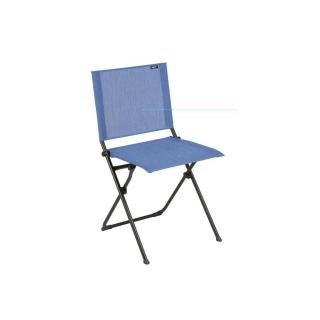 Chaise pliante ANYTIME couleur bleu outremer