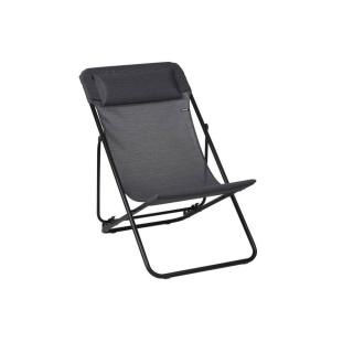 Chaise longue MAXI TRANSAT PLUS couleur obsidian