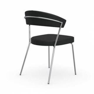 chaise design ergonomique et stylis e au meilleur prix chaise new york design italienne en cuir. Black Bedroom Furniture Sets. Home Design Ideas