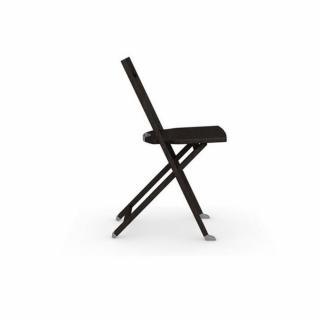 Chaise pliante OLIVIA wengé