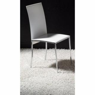 Chaises VANESSA design blanc