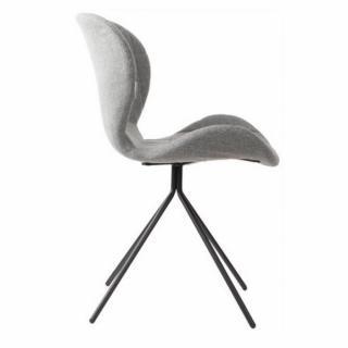 chaise design ergonomique et stylis e au meilleur prix zuiver chaise omg grise inside75. Black Bedroom Furniture Sets. Home Design Ideas