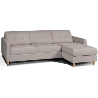 Canapé d'angle CHIC NORWAY convertible RAPIDO couchage quotidien 14cm