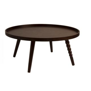 Table Basse Arabica De Dutchbone 78 X 35 Cm Noyer