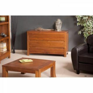 Commodes meubles et rangements commode 3 tiroirs style - Commode style colonial ...