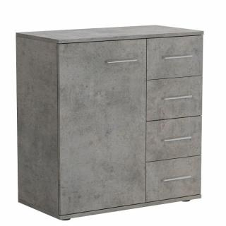 Commode 4T / 1P