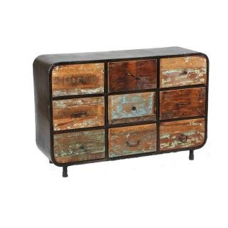 Commode RECOVER 9 tiroirs