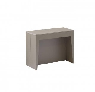 Table console extensible COSMIC taupe